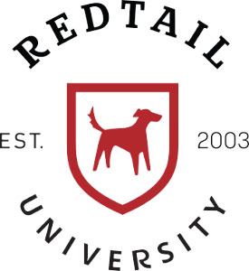 Redtail University logo