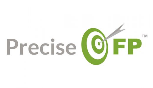 Precise FP logo