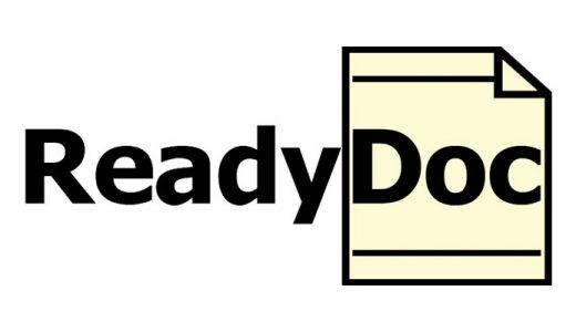 Ready Doc logo