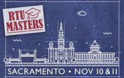 Sacramento Masters RTU 2020
