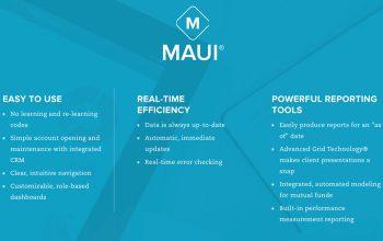MAUI features