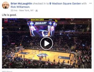 Madison Square Garden Orion