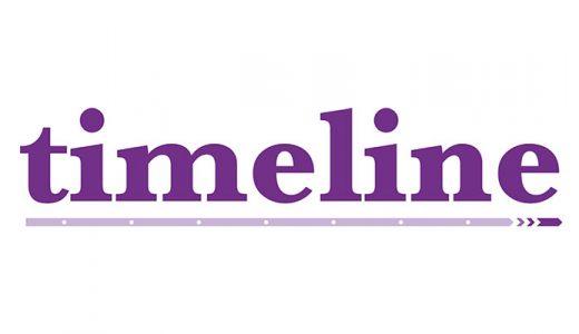Timeline App logo