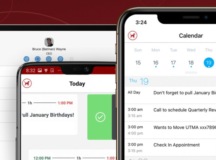 Redtail CRM Mobile App