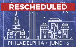 Philadelphia RTU 2020 is rescheduled
