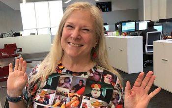 Susan Webb retirement