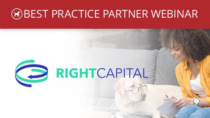 Best practice partner webinar RightCapital
