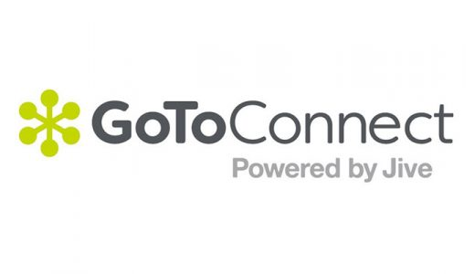 GoTo Connect Powered by Jive logo
